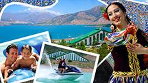 Семейные каникулы в Узбекистане
