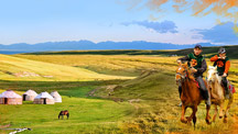 Земля кочевников
