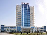 Гостиница Арзув