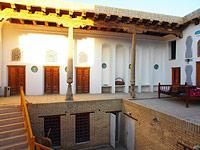 Гостиница Биби-Ханум