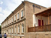 Гостиница Малика Бухара