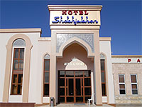 Hôtel Shoh Jahon Parvoz