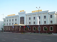 Гостиница Зилол Бахт