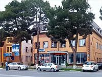 Гостиница Умариён