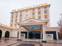 Grand Hôtel Sogdiana