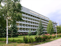 Sanatorium Issyk-Kul Aurora