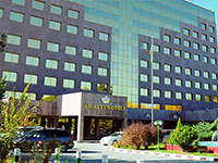 Ak Altyn Plaza Hotel