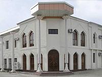 Гостиница Сиявуш