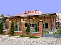 Гостиница Альпинист