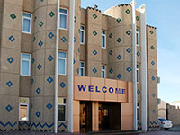 Hotel Hayat Inn