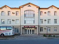 Гостиница Жипек Жолы