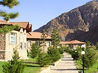 Mountain resort Chatkal Mountains