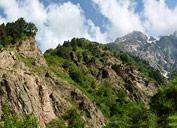Чимганские горы, Узбекистан