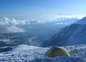 Camp 3, Lenin Peak