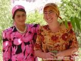 Таджикские леди
