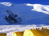 Lenin Peak Camp 1