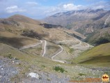 Serpentine to Taldyk pass