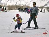 Un verdadero esquiador