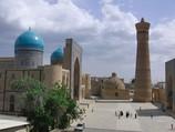Poy-Kalan complex, Bukhara