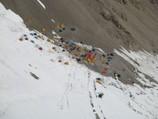 Camp2 at 5400 m