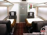 Afrosiab train - VIP class