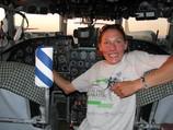 Our pilot Nika