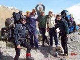 Expedition to Lenin Peak (7134 m)