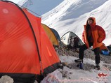 Expedition zum Pik Lenin (7134 m)