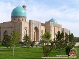 Conjunto Khazrat Imam. Tashkent, Uzbekistán