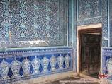 Palacio Tash-Jauli (XVIII s.). Jiva, Uzbekistán