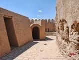 Muros de la fortaleza Ark. Bujará, Uzbekistán