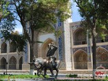 Conjunto Nodir Divan Begi, Bujará, Uzbekistán