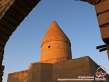 Mausoleo Chashma-Ayub (XIV s.). Bujará, Uzbekistán