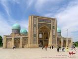 Madraza Barak-Khan (s.XVI). Tashkent, Uzbekistán