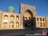 Действующее медресе Мири-Араб (XVI век). Бухара, Узбекистан