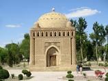 Мавзолей Саманидов (IX в.). Бухара, Узбекистан