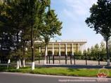 Oliy Majlis (Chambre législative). Tachkent, Ouzbékistan