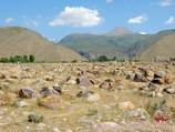 Петроглифы Кара-Ой. Чолпон-Ата, Кыргызстан