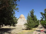 Ruchabad Mausoleum. Samarkand, Usbekistan