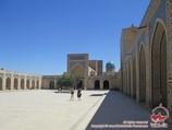 Внутренний двор мечети Калян (XV в.). Бухара, Узбекистан