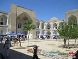 Внутренний двор медресе Абдулазиз-Хана (XVII в.). Бухара, Узбекистан