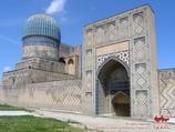 Мечеть Биби-Ханым (XV в.). Самарканд, Узбекистан