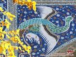 Портал медресе Надира Диван-Беги (начало XVII в.). Бухара, Узбекистан