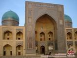Médersa Miri-Arab (XVIe siècle). Boukhara, Ouzbékistan