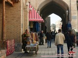 Bukhara Domed Shopping Arcades. Bazaars in Uzbekistan