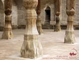 Mosquée Juma (Xe siècle). Khiva, Ouzbékistan