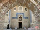 Mausoleum of Abubakr Kaffal Ash-Shashi. Uzbekistan, Tashkent
