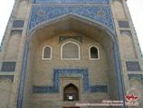Мавзолей Абубекра Каффаля Аш-Шаши. Ташкент, Узбекистан