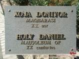 Khodja Donijor Grabstätte (des Propheten Daniels)