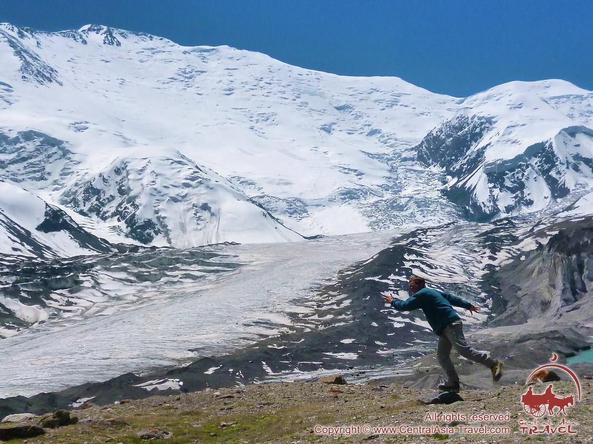 Ascensión al Pico Lenin (7134 m)